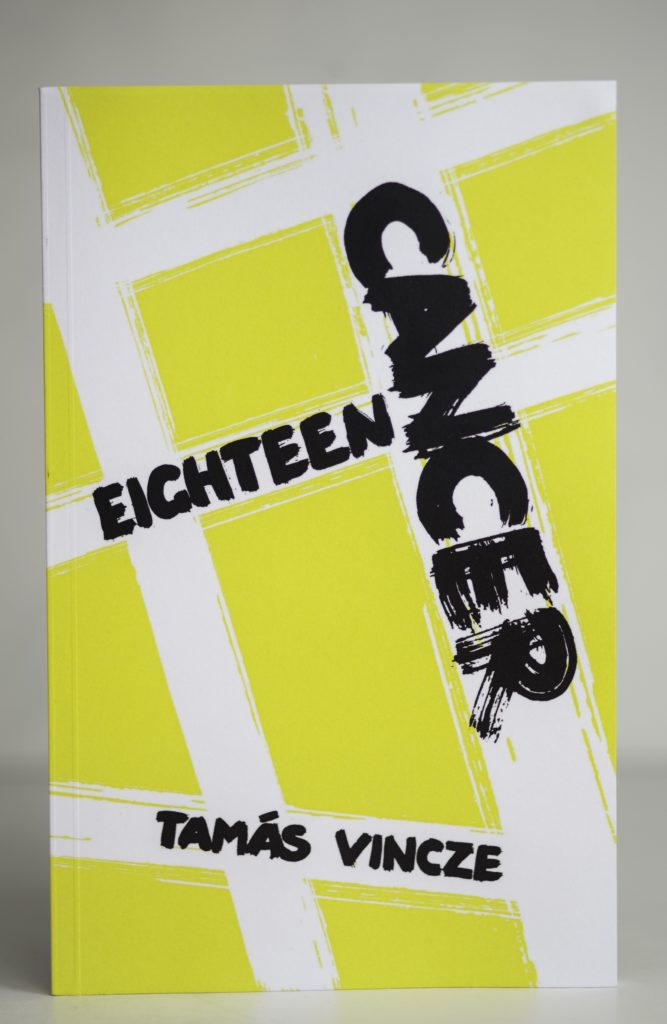 eighteen and cancer book cover